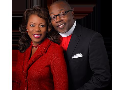 Bishop Neil C. Ellis & Lady Patrice Ellis